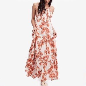 NEW Free People Garden Party Maxi Dress